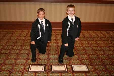 NASKA Top 10 Martial Artists Awards Banquet 2007 - AMA Dojo