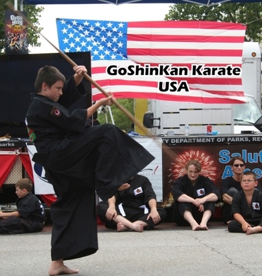 GoShinKan Karate USA Jefferson City