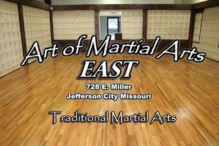 Traditional Martial Arts Dojo Jefferson City Missouri