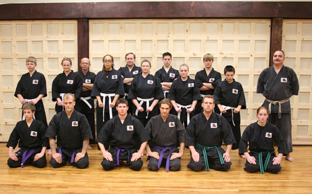 GoShinKan Adult Group
