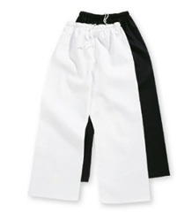 Karate Pants With Elastic Waistband