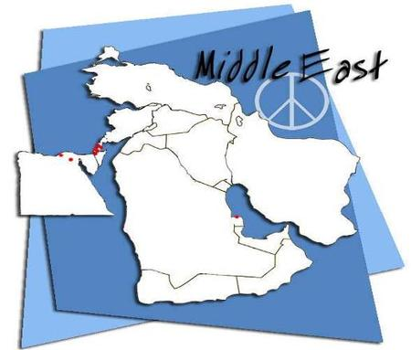 Middle East Whirled Peace