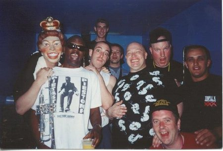 The Bad Manners Band of 1993
