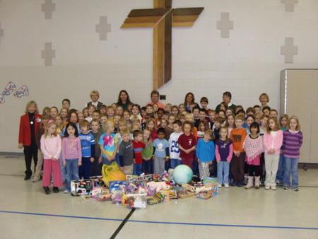 Redeemer Lutheran Christmas Gifts 2