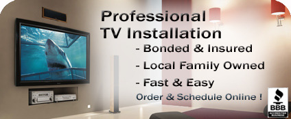Home theater installation services header picture