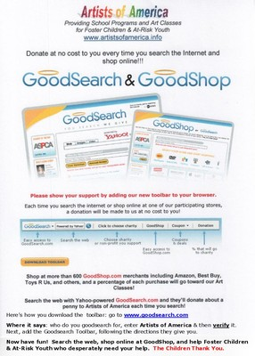 goodsearch flyer