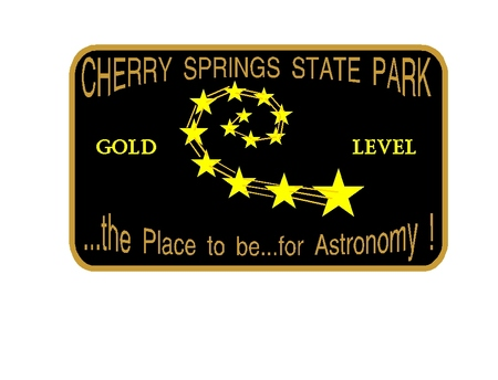 gold level park patch