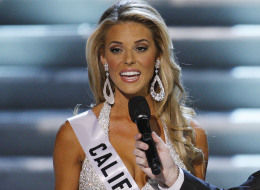 Miss California Carrie Prejean