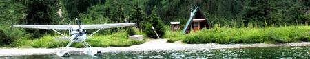 Public Lake Cabins of Alaska