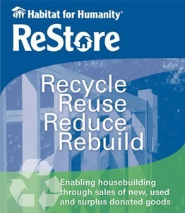 ReStore Building Homes Building Hope