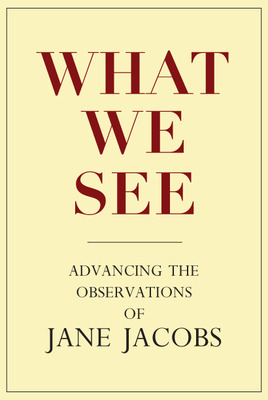 What We See cover