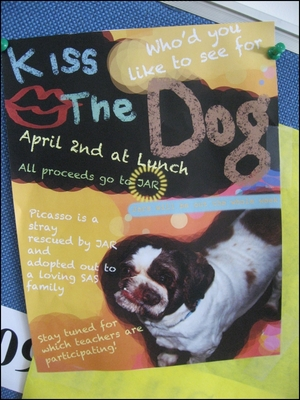Kiss the Dog!