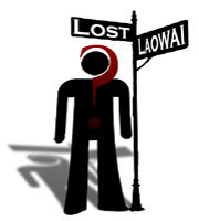 Lost Laowai article