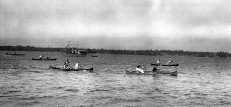 Canoe Doubles Men