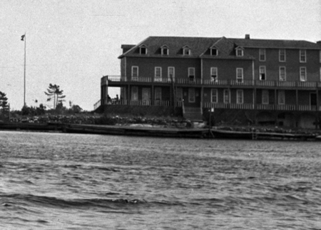 Bellevue Hotel, Pointe-au-Baril