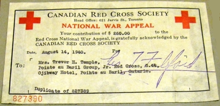 Red Cross National War Appeal