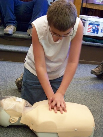 CPR/AED Training Workshop