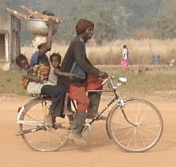 bikes bicycles africa