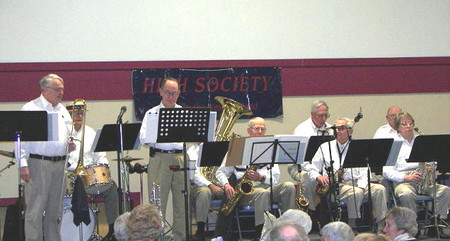High Society in Groton 2007