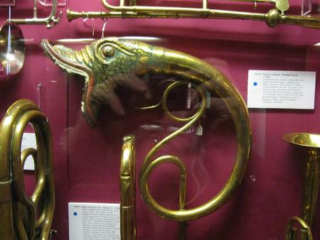 Dragon Head Trombone, UE CofHI