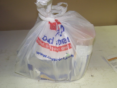 Food in Bag