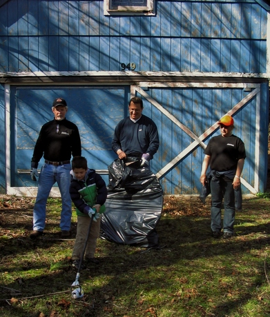 2011 East End Cleanup