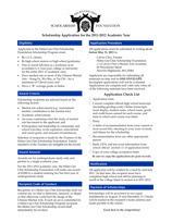 Bu Trustee Scholarship Essay Format - image 3