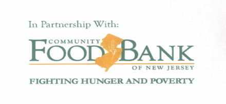 House of Love Soup Kitchen/Pantry is now partners with the Community Food Bank of New Jersey.