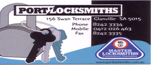 Port Adelaide Locksmiths